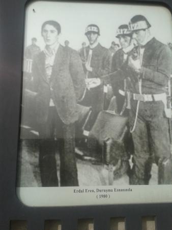 Ulucanlar Prison Museum : Tarih kokan fotoğraflar