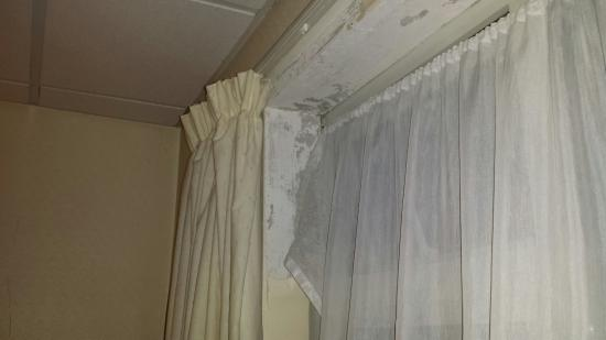 Lodge At Leeming Bar : The window in the room