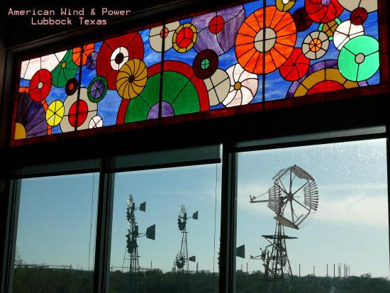 American Wind Power Center : Mural Room