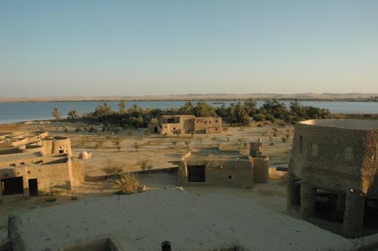 Adrere Amellal: Desert Ecolodge: Hotel