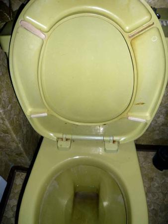 Gästehaus zum Webstuhl: WC