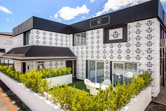 Regent of Rotorua : Annex Exterior