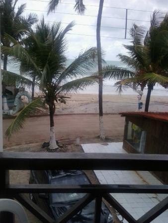 Pousada Maraca Beach : Varanda da Suite
