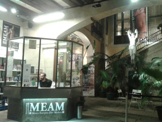 Museu Europeu d'art Modern - MEAM : Museu Arte Contemporanea