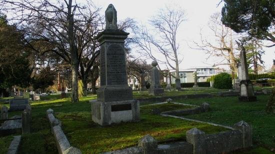 Cemeteries Vancouver Island Bc
