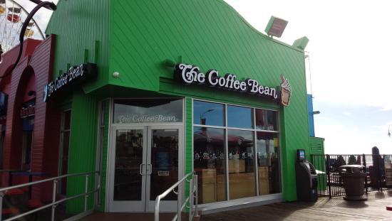 The Coffee Bean & Tea Leaf: 外観