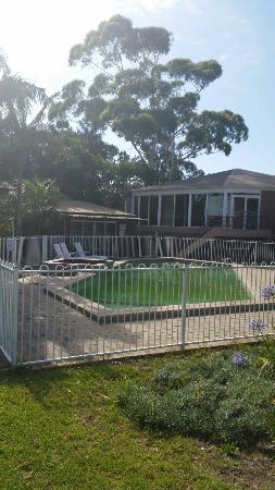 Wamberal, Australië: Pool