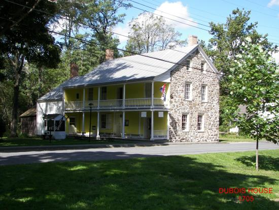 Historic Huguenot Street: Huguenot Home