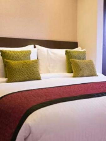 FabHotel Cabana GK1: I have only room bed image