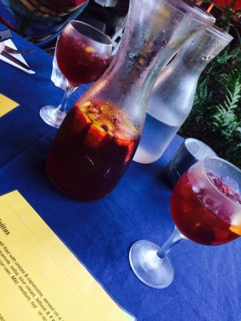 Man Friday: Sangria