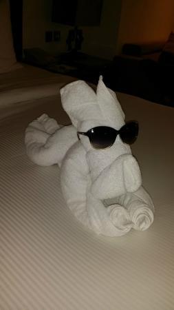 DoubleTree by Hilton Resort & Spa Marjan Island: HK Team made my weekend :)