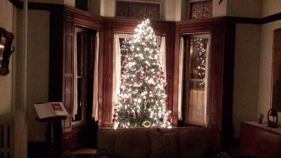 Mount Morris House : Christmas preperations