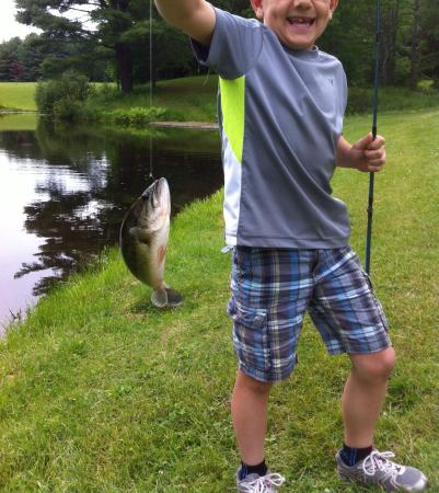Baumann's Brookside: Fishing