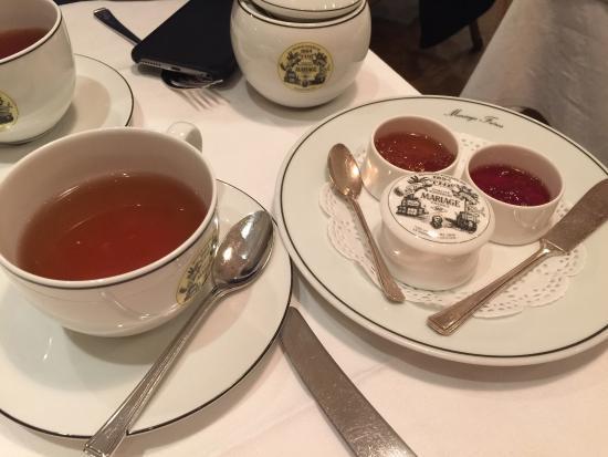Mariage Frères : Tea time!