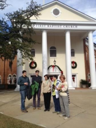 Thomasville, GA: History and food, what could be better.