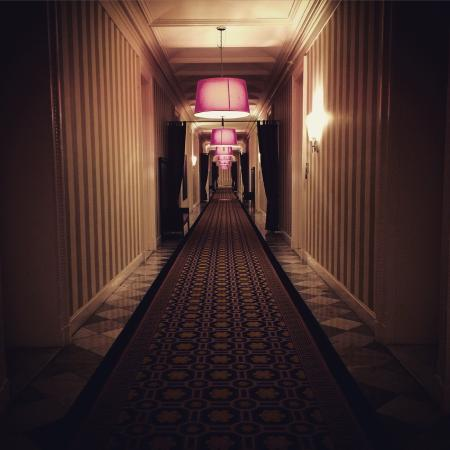 Hotel Monaco Seattle - a Kimpton Hotel: They say this hotel is haunted, but this is the only spooky thing I saw.