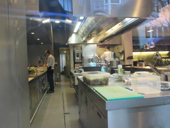 Keuken Design Maastricht : De open keuken foto van harrys maastricht tripadvisor