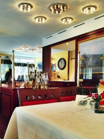 Luzernerhof Hotel: Salle