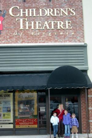 Virginia Rep - The Children's Theatre of Virginia
