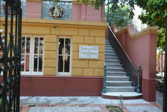 Resultado de imagem para Museu da Casa Eduardo Ribeiro em manaus