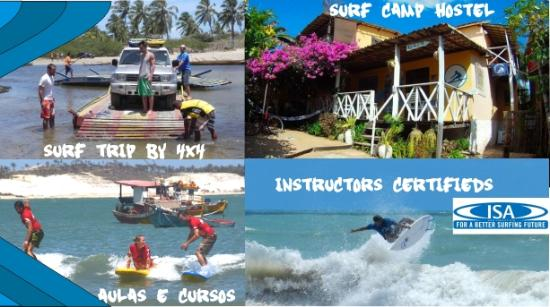 Surf Camp Pipa: surf camp e stand up paddle