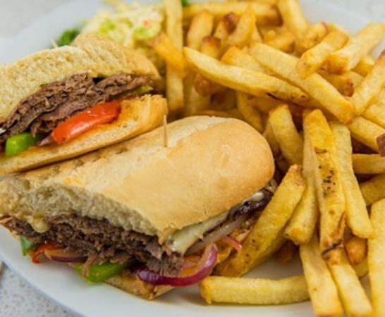 Burger World: Sandwiches