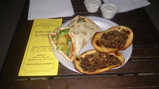 Camilya's Mediterranean Cafe