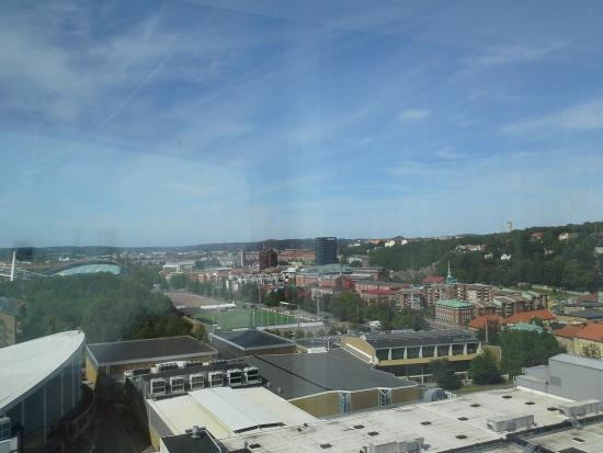 Utsikt Bild från Gothia Towers, Göteborg TripAdvisor