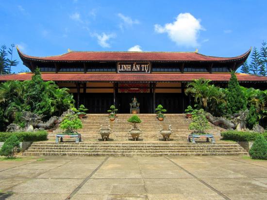Lam Dong, Vietnã: Entrance