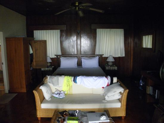 Samui Mountain Village: our room