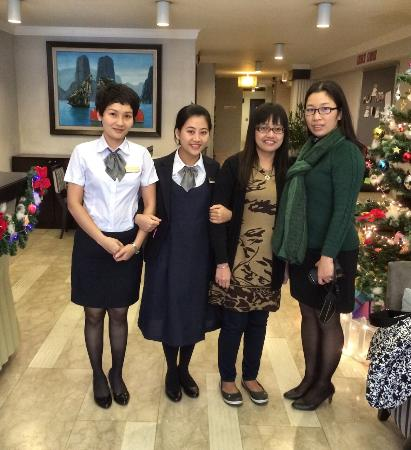 Church Boutique Hotel Hang Trong: Thank you for the excellent service ��������
