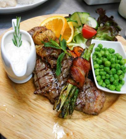 Birdies Bistro: Sirloin Steak