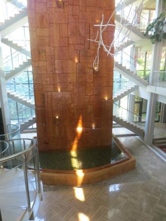 Hotel Termes de Montbrio - Resort Spa & Park : Hall del hotel