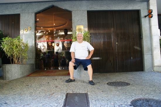 Majestic Rio Palace Hotel: Esperando compañeros