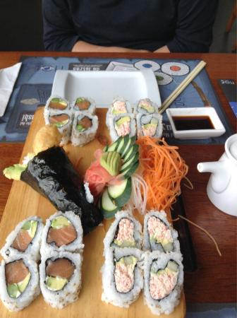 Noe Sushi Bar: Awesome Sushi