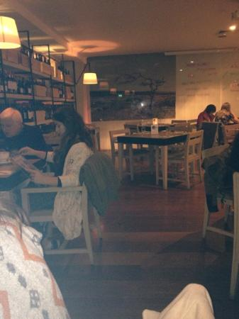 ely gastro bar: a glance around the restaurant
