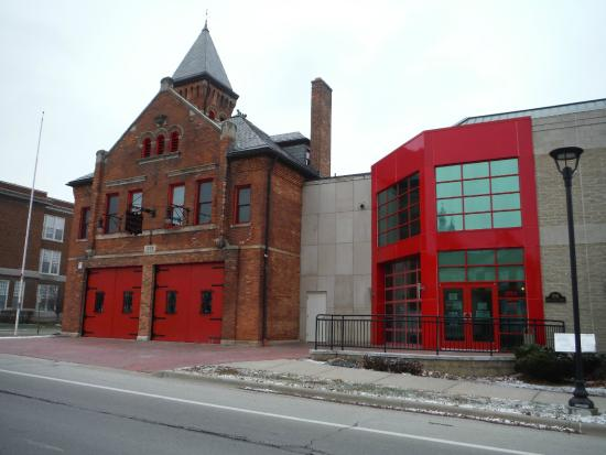 ‪Michigan Firehouse Museum‬