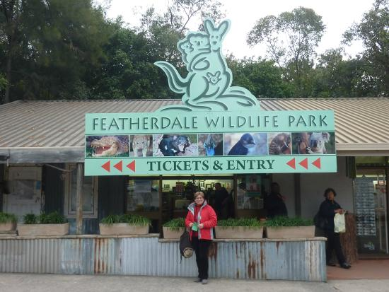 ‪Featherdale Wildlife Park‬