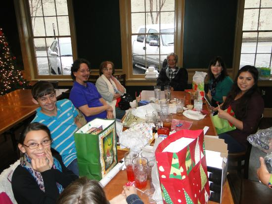 Madison Chop House Grille: great for family reunions