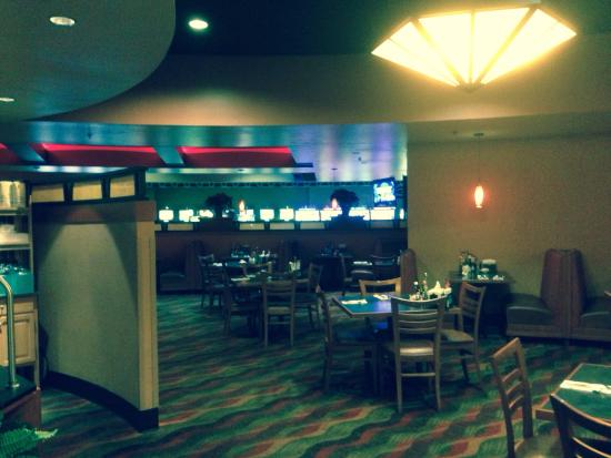 Lincoln City, OR: Dinning area!