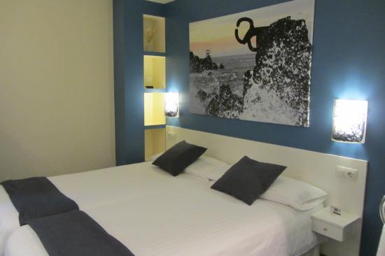 Pensión Ur-Alde: Habitación Donostia