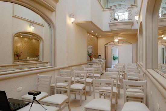 Hotel & Suites Quinta Magna: Terraza 1
