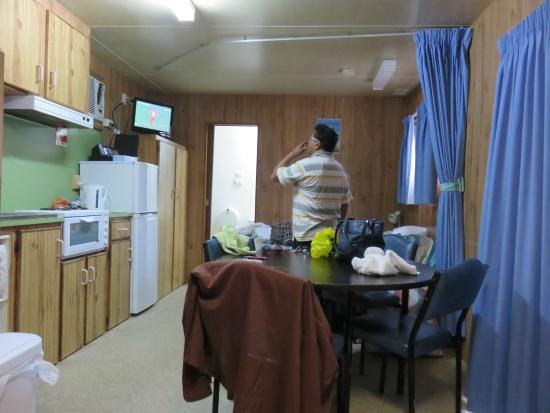 Marion Bay Caravan Park: View of the room