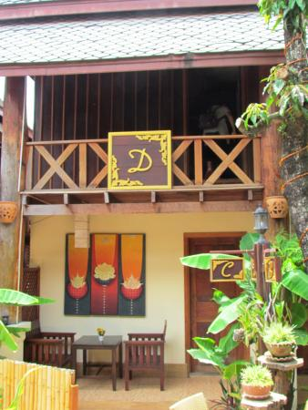 MyLaoHome Boutique Hotel: I took the upper floor