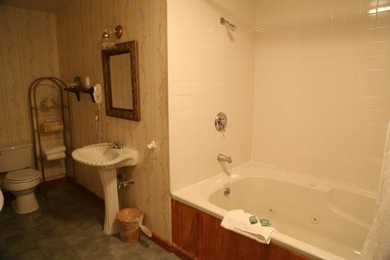 Snow Goose Inn: Bathroom