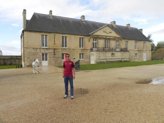 Musée de Normandie : Fachada do Museu