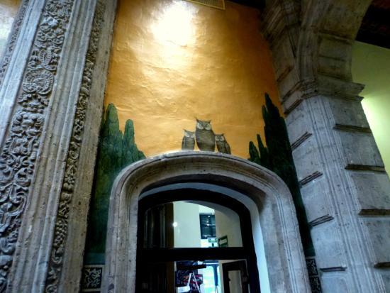 Enchiladas suizas picture of sanborns de los azulejos Sanborns de los azulejos mexico