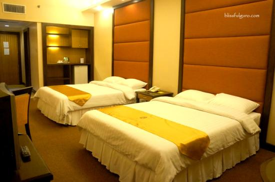 Hotel Rembrandt : Executive Deluxe Room