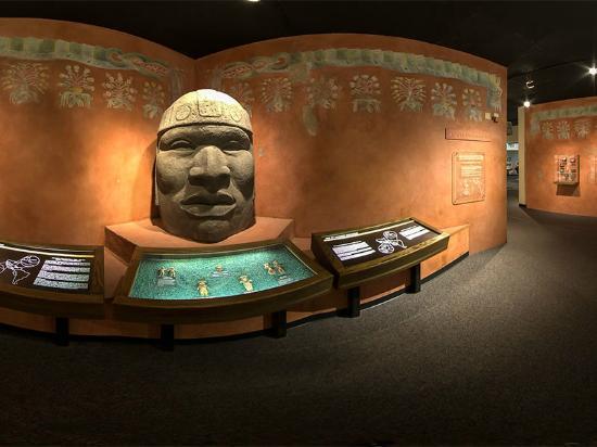 Big Head - Picture of Arizona Museum of Natural History, Mesa ...