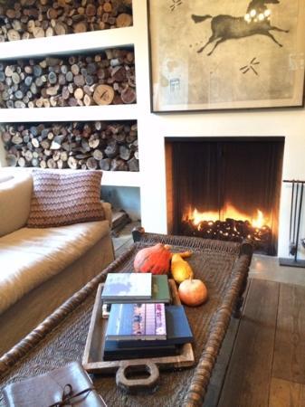 Ranch at Live Oak Malibu: cozy gathering space